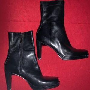 Vintage Enzo Angiolini Leather Boots